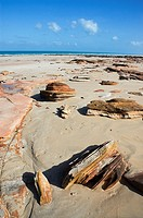 Rocks, Cable Beach, Broome, Western Australia, Australia