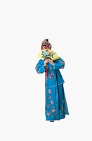 Chinese opera people