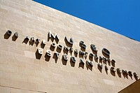 Museum of Contemporary Art Esteban Vicente, Segovia. Castilla-Leon, Spain