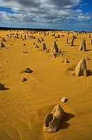 Pinnacles, Nambung National Park, Western Australia, Australia