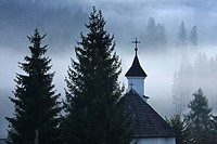Belfry in Slovakia