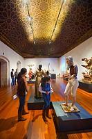 Hall 20 Baroque Images. San Gregorio College. San Gregorio College National Museum.Valladolid. Castilla- Leon. Spain.