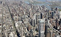 USA, New York State, New York City, Manhattan, cityscape