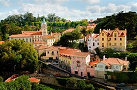 Sintra, Portugal, a World Heritage Site.