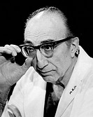 Dr. Michael Ellis DeBakey September 7, 1908 _ July 12, 2008, noted Houston heart surgeon and head of Baylor College of Medicine.