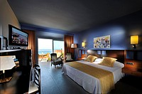 Seaview room luxury hotel