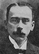 Jules Bordet 1870_1961, Belgian immunologist and microbiologist. The bacterial genus Bordetella is named for him. He received the Nobel Prize in Physi...