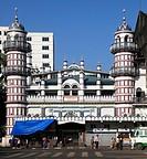 Myanmar, Burma, Yangon, Rangoon, Bengale Sunni Jameh Mosque