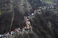 Mt. Wuyi,Fujian Province,China