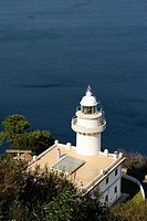 A Basque Country famous lighthouse