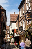 The Shambles - one of the oldest streets in York