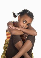 African girl 6_7, portrait