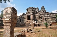 Angkor (Cambodia): the Ta Keo
