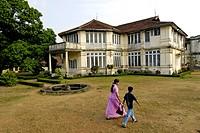 Tripunithura Hill Palace, near Ernakulam, Kochi, Kerala, India