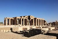 Ramesseum temple egypt