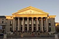 National Theater - the house of Bavarian State Opera  Munich, Bavaria, Germany