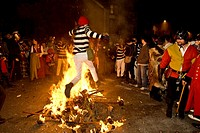 Guy Fawkes Night, bonfire Night Celebrations, Lewes, Sussex, England