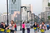 Corniche Beirut, Beirut, Lebanon