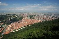 Romania, Transylvania, Brasov