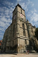 Romania, Transylvania, Brasov, Black Church, Biserica Neagra