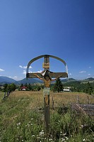 Cross, Transylvania, Romania