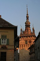 Rumania, Sighisoara Clock tower
