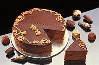 Cake chocolate , India