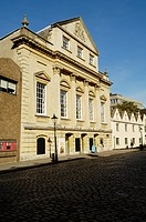 The Theatre Royal in King Street  Home of the Bristol Old Vic Theatre Company  Bristol, England, United Kingdom