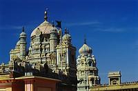 Khandoba temple , Jejuri , Pune , Maharashtra , India