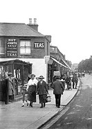 Romford, Shopping, South Street 1922
