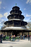 Englischer Garten, Munich, Bavaria, Germany