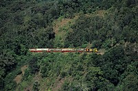 Kuranda Scenic Train, Near Kuranda, Queensland, Australia