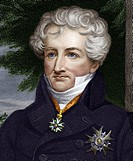 Georges Cuvier 1769_1832, French zoologist and anatomist. Cuvier extended the work of Linnaeus in classification, most notably of molluscs and fish. I...