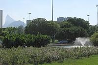 Square, Rio de Janeiro, Brazil