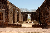 Ruins, Alcântara, Maranhão, Brazil