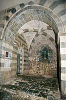 cappella di s.anastasia, castello, lerici, liguria, italia, europa