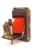 Antique Kodak Autographic Camera circa 1910