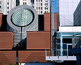 USA, California, San Francisco, San Francisco Museum of Modern Art, exterior