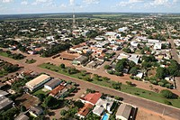 Kanarana, a small town in mato Grosso province