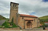 Collegiate Cervatos Cantabria