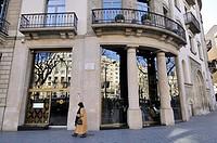 Passeig de Gracia 33, Barcelona, Catalonia, Spain