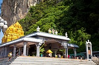 Malaysia, Kuala Lumpur, Batu Cave, Hinduism, Temple