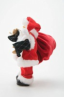 Santa Claus figurine
