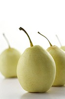 Asian Pear, Pear (thumbnail)