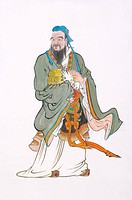 Chinese historical teacher Confucius was famous for his works: the Analects, Confucius