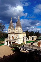 THE CHAPEL AT THE CHATEAU D´ANET, EURE_ET_LOIR 28, FRANCE