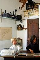 GRENIER DE L´HISTOIRE HISTORY MUSEUM, LEVES, EURE_ET_LOIR 28, FRANCE