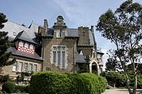 RELAIS ET CHATEAUX HOTEL ´CHATEAU RICHEUX´, CANCALE, ILLE_ET_VILAINE 35, FRANCE