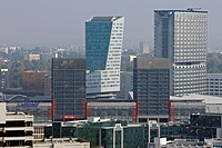 ´EURALILLE´, CREDIT LYONNAIS TOWER, BUSINESS CENTER, LILLE, NORD 59, FRANCE