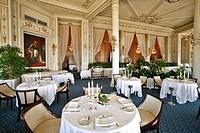RESTAURANT LA ROTONDE, HOTEL DU PALAIS, BIARRITZ, PYRENEES ATLANTIQUES, 64, FRANCE, BASQUE COUNTRY, BASQUE COAST